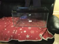 2x 2foot fish tanks