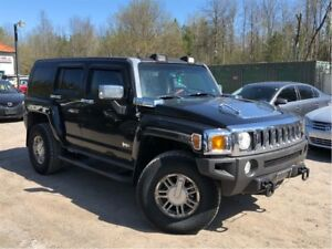 2006 Hummer H3 **RARE H3 Manual **5-Speed 4WD Sunroof