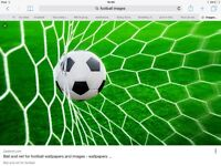 Goalkeeper wanted for top of the league team in Rochester.