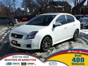 2012 Nissan Sentra SE-R | NAV | ROOF | LEATHER