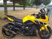 Yamaha, FAZER, 2012, 779 (cc)