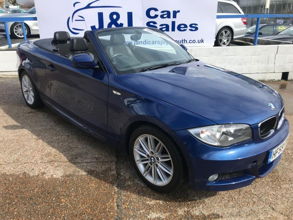 BMW 1 SERIES 2.0 118D M SPORT 2d 141 BHP A GREAT EXAMPLE INSIDE AND ...