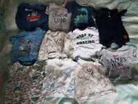 Boys clothing bundle 3-6 months