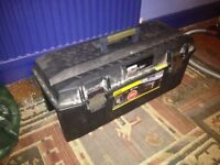 "Stanley Fat Max 28"" Waterproof Toolbox"