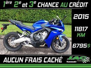 2015 Honda CB650 Touring DEFIEZ NOS PRIX