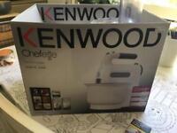 Kenwood mixer like new cost £49.99