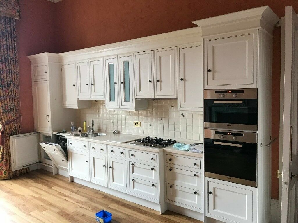 Used Kitchen for Sale by Clive Christian appliances ...