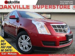 2012 Cadillac SRX Luxury Collection   FWD   PANORAMIC ROOF   LEA