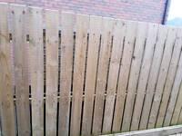 Fencing boards very good condition