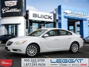 2011 Buick Regal CXL/1 Owner/ Leather/Heated Frt. Seats