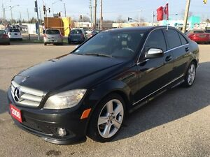 2008 Mercedes-Benz C 300 4X4 - NO ACCIDENT - SAFETY & E-TESTED