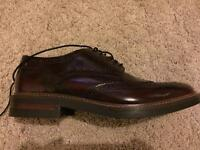 Brogues shoes, size 8, never worn