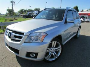 2011 Mercedes-Benz GLK-Class GLK350 4MATIC TOIT PANO BLUETOOTH *