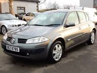 2005 renault megane 1.4 petrol, motd september 2017 tidy we car cheap to clear