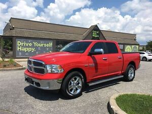 2015 Ram 1500 Big Horn/CLOTH/BLUETOOTH/LOW KM