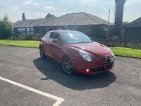 Alfa Romeo mito diesel Ferrari red 12 month mot not astraAudi A3 seat Leon Vw golf service history