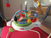Fisher Price Jumperoo - Baby Bouncer