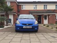 HONDA JAZZ 2006 MANUAL 1.2 PETROL MILEAGE 81K