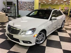 2011 Mercedes-Benz E-Class E550 4MATIC#NO ACCIDENT#FULLY LOADED