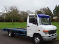 Mercedes-Benz Vario 4.2 814 4dr RECOVERY TRUCK DRIVES WELL