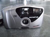 Olympus Trip XB3 Point & Shoot 35mm Film Camera & Case - Excellent Condition