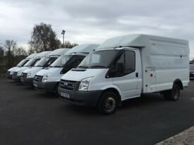 Selection of Ex BT Fleet Vehicles for Sale