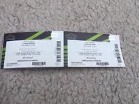 Lenny Kravitz tickets x 2