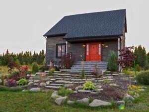 265 000$ - Maison à un étage et demi à vendre à Gaspé