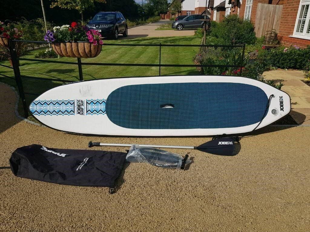 Jobe inflatable sup paddle board paddleboard