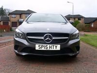 For sale Mercedes Benz CLA 220 CDI SPORTS. I purchased this vehicle on August 2016.