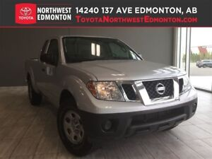 2014 Nissan Frontier S | Bluetooth | Low KM | AC | Keyless Entry