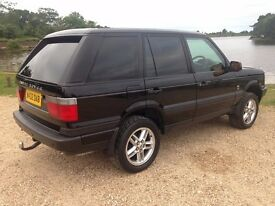Range Rover P38 4.0 HSE Automatic, usual P38 issues fixed