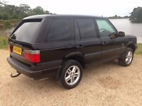 Range Rover P38 4.0 HSE Automatic,