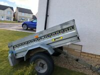5'x3' tipper trailer