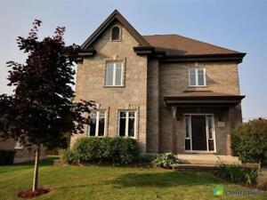 392 000$ - Maison 2 étages à vendre à St-Nicolas