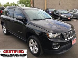 2015 Jeep Compass High Altitude ** 4WD, HTD LEATH, BLUETOOTH **
