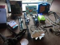 Full fish tank set up…