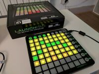 Novation Launchpad in great condition