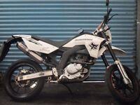 sfm 125 2014 plate moted great bike like pulse adrenaline