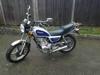 Lexmoto Vixen 124cc