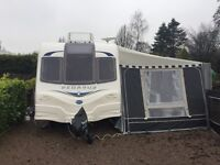Bailey Pegasus bologna gt65 twin axle 2015