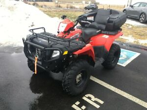 2010 POLARIS SPORTSMAN 500 HO SPORTSMAN 500 H.O.