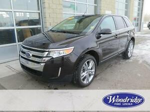 2014 Ford Edge Limited 3.5L V6, AWD, LEATHER, NAV