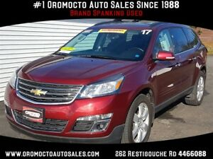 2017 Chevrolet Traverse ALL WHEEL DRIVE, HEATED SEATS,REMOTE STA