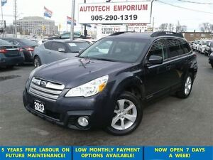 2013 Subaru Outback Touring Pkg AWD Sunroof/Alloys/Btooth&GPS