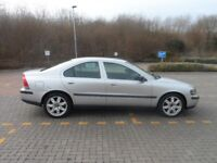 Volvo S60 SE D5 2.4 Diesel Saloon Manual (163 bhp), 12 months MoT, Solid reliable car 50+mpg