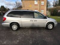 2006 Chrysler Grand Voyager 2.8 CRD Limited 5dr Auto @07445775115