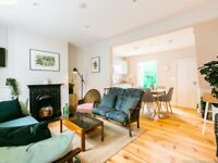Super Central North Laine fully furnished 3 bed house with garden