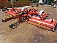 Trimax 493 PTO lawn mower