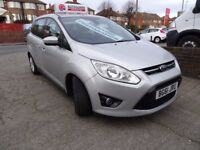 FORD GRAND C-MAX2.0 CDTI 7 SEATER AUTOMATIC!!!